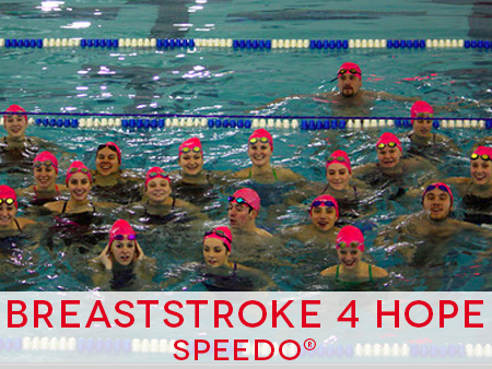 Speedo Breaststroke For Hope