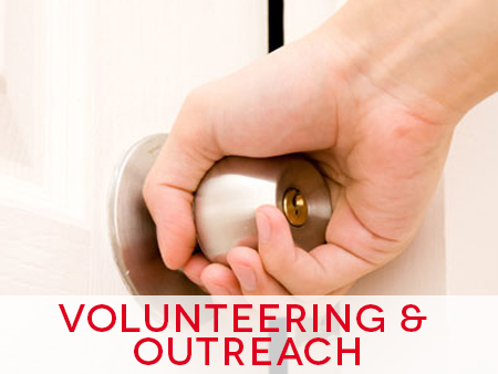 Volunterring & Outreach